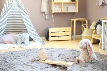 お子さんが小さなうちはワンルームで、成長したら仕切ることができる子供部屋も人気。個室にした時に困らないよう、ドアや窓、照明などが部屋数分確保できるように設計することがポイントです。