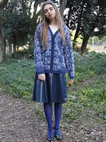 「Ivana Helsinki(イヴァナ・ヘルシンキ)」は、フィンランド初のパリコレ出場ブランドでもあるファッションブランド。1998年から20年以上続く、北欧の人気ブランドです。日本ではユニクロとコラボしたブランドとしても知られています。