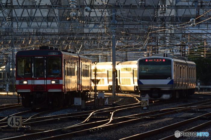 秋葉原~つくば駅までは、つくばエクスプレスの快速で約45分。あっという間に到着するので、通勤に使っている方も多い路線なんですよ。水戸方面には、品川・東京・上野駅から福島県のいわき駅間を走る常磐線特急「ひたち」と「ときわ」が便利。東京駅から水戸駅までは約80分、日立駅までは約90分で到着します。