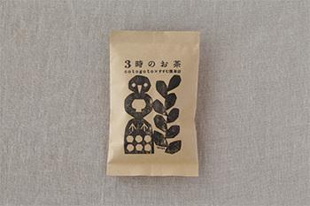 鹿児島県の知覧産「オクミドリ」のお茶。パッケージ買いしたくなるかわいさです。すっきりとした味わいが和洋何にでもよく合います。