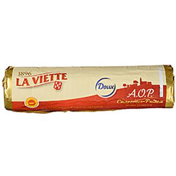 厳しい基準を満たした製品だけが認証されるAOP認定の深いコクと芳醇な薫りを持つバター。水分が少ないので伸ばしやすく、円やかで優しい味わい。パンに塗るだけじゃなく、トッピングにもぴったりのバターです。