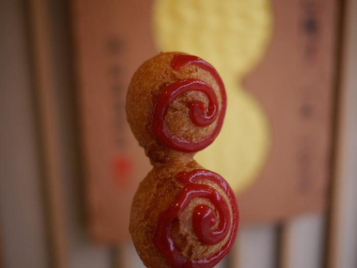 仙台で人気の老舗蒲鉾店の隣にある「ひょうたん揚げ」の小さなお店。ですが、小さな子どもからお年寄りまで、仙台市民も観光客もつい寄ってしまうという人気のお店なんですよ。アメリカンドッグのようなさくさくふわっとした食感と、蒲鉾の味わいがたまりません。仙台駅ナカにもOPENしたので、ぜひ訪れてみては?