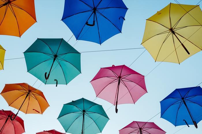 傘の収納を考える前に、まずは自分のおうちに傘がどれくらいあるか把握しておくことが大切です。ビニール傘、古い傘、壊れている傘…など、実際には全く使っていない傘が結構あるのが現実です。日々の暮らしの中で、自分や家族がどの傘を使っているか、その反対に、全く使っていない傘や機能していない傘は、どのくらいあるのか、きちんと確認しておきましょう!