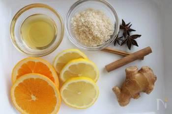 自宅にある生姜やシナモンをプラスして、その時の冷えの症状に合わせた一工夫をしてみるのも効果的ですね。