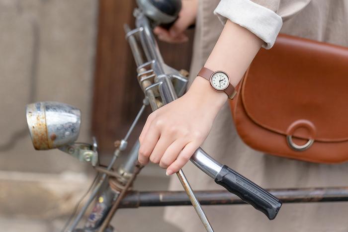 昔懐かしくて、かわいい。ノスタルジー溢れる『Riki(リキ)』の新作腕時計