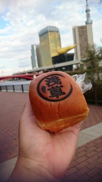 隅田川をお散歩しながら食べ歩き♪《浅草エリア》おすすめ「テイクアウトグルメ」