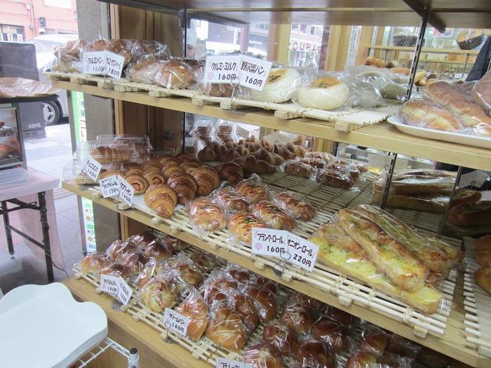 毎日職人さんが焼き上げるパンは、種類豊富で何度通っても飽きないのが魅力のひとつ。おいしいパンをテイクアウトして、隅田川沿いでゆっくり味わってみてはいかがでしょうか?