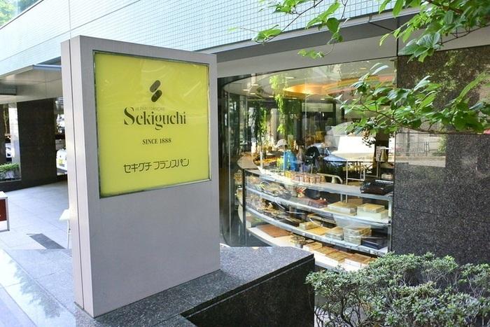 同店の前身は、1888(明治21)年にスタートしたカトリック関口教会(現・東京カテドラル)製パン部。