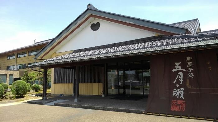 【五月ヶ瀬】の直営店は坂井市に2軒ありますが、その他にも県内のたくさんのお店で取り扱っています。公式サイトでチェックしてみて下さいね。