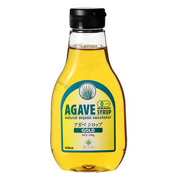 「アガベシロップ」とは、メキシコ中心に生育するリュウゼツランという植物の蜜から作った天然甘味料。低GI値の甘味料で、すっきりとした甘みが特徴です。