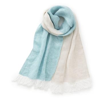 カラーバリエーションも豊富で、爽やかな色合いを選んでも素敵。冷房の効いた部屋では、冷え対策にも役立ってくれます。