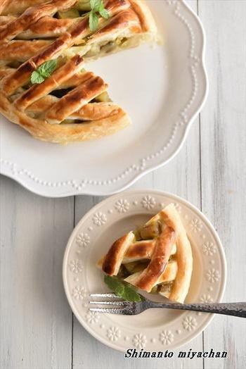 生地から作るとハードルが高いパイ料理。サッと解凍して使える冷凍パイシートを使って、お手軽に豪華なパイ料理に挑戦してみませんか?