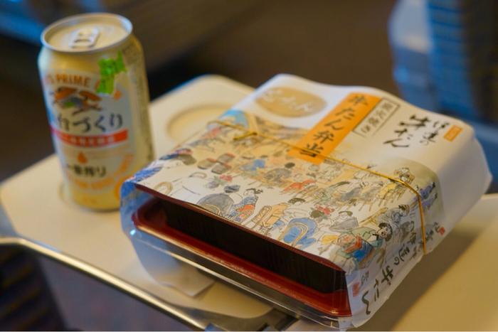 それでも時間がないという方は、お弁当を購入して電車の中でゆっくりといただいてはいかがでしょうか。