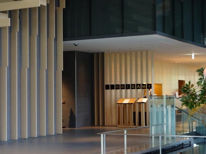 溜池山王駅・国会議事堂前駅直結の「オールデイダイニング オリガミ 」。ザ・キャピトルホテル東急の3Fにあるレストランです。