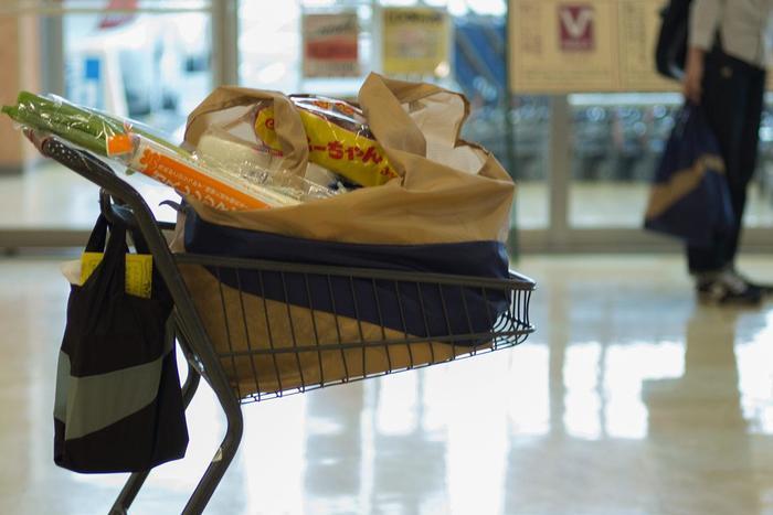 サイズはS、M、Lの3種類。例えばSサイズは、犬のお散歩やちょっとしたお出掛け、Lサイズはスーパーのお買い物にと、用途によって使い方も様々。