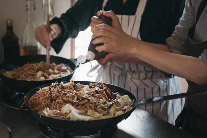 いつものメニューをもっと美味しく♪定番から変わり種まで【焼きそば】レシピ