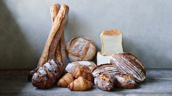 国内外問わず幅広い視点で選んだベストな素材を、それぞれのパンに合わせて使用しているそう。クロワッサンやデニッシュ、ハード系など、バリエーションの豊富さも魅力です。