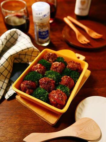 食材の下ごしらえはキッチンバサミで、調理は電子レンジでできちゃう時短レシピ。忙しいママのお助けレシピです。