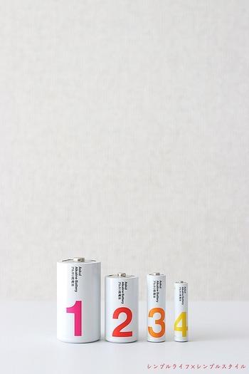 充電バッテリーやライトなどを備えた携帯用ラジオは便利ですが、電池が無ければ使うことができません。中に入っている物だけでなく、予備の電池も一緒に揃えておくと安心ですね。