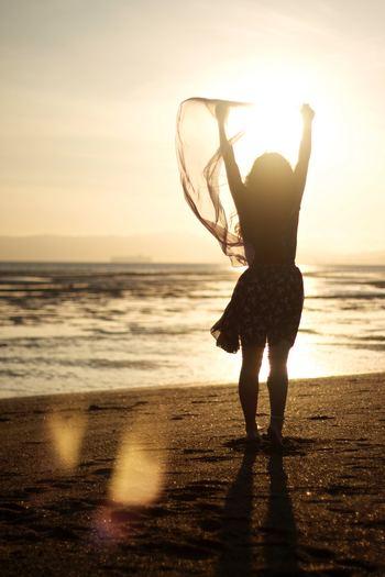 本来の自分ときちんと向き合えるようになると、今度は自分自身を大事にしようという気持ちが自然と芽生え始めます。