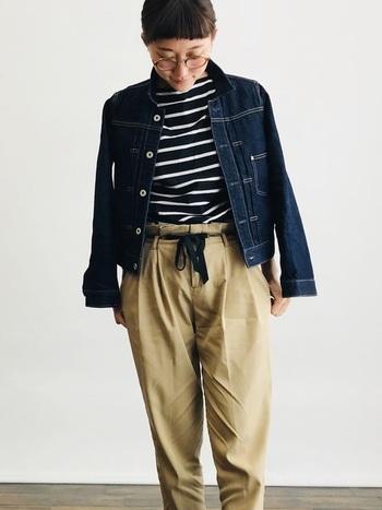 さまざまなデニムジャケットの着こなしをご紹介しました。 どんなボトムスとも合わせやすくスタイリングしやすいデニムジャケットは、春アウターとして持っておきたい一着。デニムジャケットを上手に着こなして、春コーデを楽しんでみてくださいね。