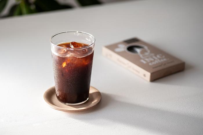 アイス用やカフェオレ用、甘さの加わったデザートコーヒーなどのラインナップも豊富なので、気分に合わせたフレーバーを選べる点も◎。