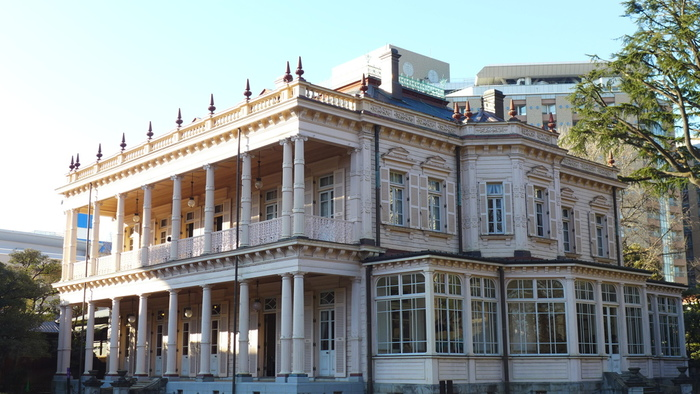 美しい建造物も被写体としては最高です。都内には建造当時のままの姿を保つ素晴らしい建物がたくさん残されています。建物巡りをしてみたら、古き良き時代の息吹を感じることができそうです。