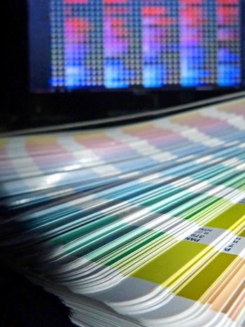 色見本帳で知られるアメリカの「Pantone(パントーン)」が今年のトレンドカラーとして発表しているほど、「コーラル」は注目のカラーなんです。