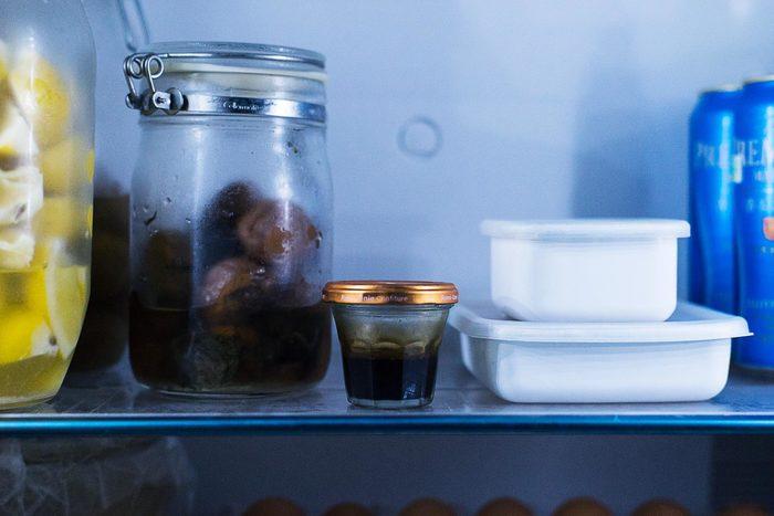 3.冷蔵庫で保存するだけ!  保存料などは入れていないので、早めに飲み切れる量=コーヒー・水が各15gずつ程度が作りやすい分量のようです。