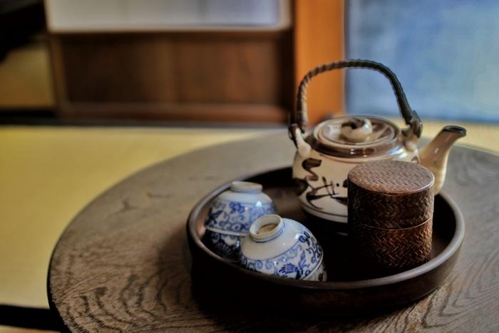 おうちで、まったり。素敵な「湯のみ」でお茶を楽しもう