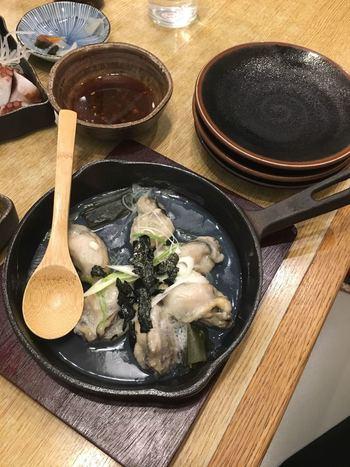 筆者のおすすめは、牡蠣の優しい味わいをギュッと閉じ込めた「かきの酒蒸し」。  広島の旅の最後にもいかがでしょう。優しい味わいで、美味しい思い出を締めくくってみては。