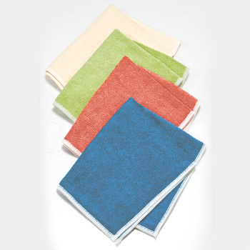 モップと同様、Micro System社の「MQ・Duotex ニットクロス」は床や畳拭きは勿論、テーブル、ソファー、棚など、おうちの中の拭き掃除に大活躍のアイテム。