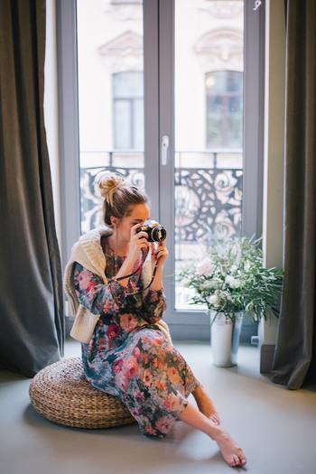 誕生日は外で過ごすときにも、おうちで過ごすにも、とびっきりの装いにしてみませんか。お気に入りのお洋服やかわいい部屋着を用意して、気分を高めてみましょう。