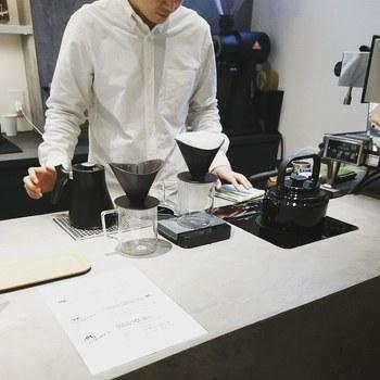 「本当にカフェインレス?」と感じるほど、風味豊かなカフェインレスコーヒーを味わうことができます。スイスウォーター式と言われる製法で、カフェイン除去率は99.9%と高い率で除去されています。