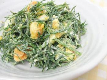 お野菜が苦手な子どもでも、マヨネーズ+カレー粉の組み合わせなら美味しくたっぷり食べられます。