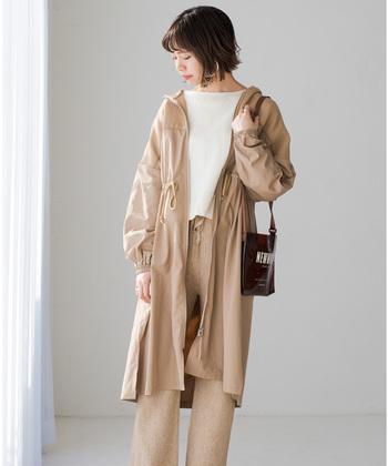 さらっと羽織れて、持ち運びにも便利なロングブルゾンは、合わせるアイテムによっては大人っぽく着こなせたり、もちろんカジュアルスタイルにもぴったりな優秀アイテムです。 自分好みのロングブルゾンを見つけて、是非様々な着こなしにチャレンジしてみてくださいね。