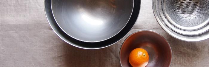 お鍋にボウルに水切りかご。シリーズで揃えたい【台所道具】おすすめブランド4選