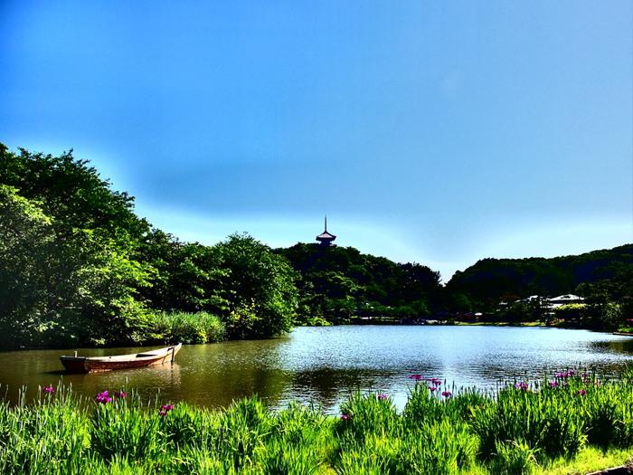 """【神奈川】ゆったり心落ち着く""""和""""の時間。「日本庭園&歴史建築」を訪ねて"""