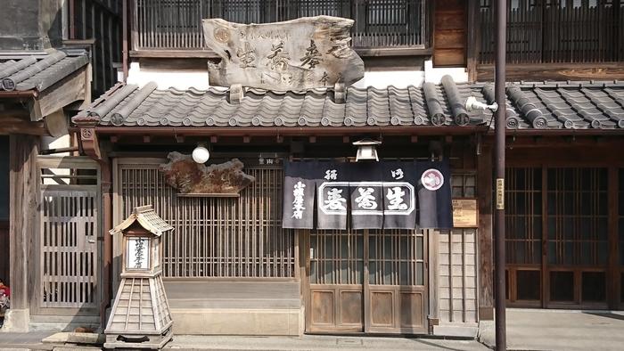 小江戸の情緒を満喫するなら和食を!という方は、お蕎麦の名店「小堀屋本店(こぼりやほんてん)」でランチはいかが?