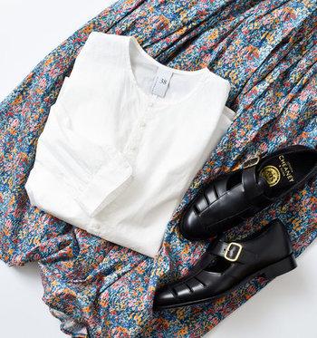 時代や性別を問わず愛されてきた永遠の定番アイテム「白シャツ」。上手に着こなして、おしゃれ上級者を目指しませんか?