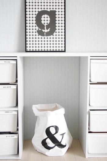 カラーボックスの間の空間にはバスケットなどを置いても素敵ですし、椅子を置いてデスクとして使うのも◎。子供部屋の模様替えを検討している方は、以下のリンク先のページをぜひ参考にしてみてくださいね。