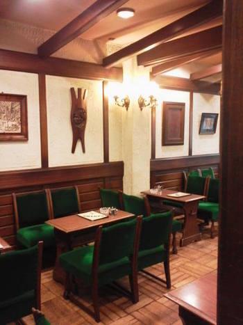 昭和35年創業のコーヒー専門店。レトロな雰囲気が魅力の純喫茶です。