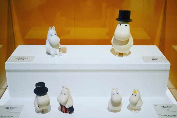 """トーベ・ヤンソンが最後まで手元に残しておいた作品、ムーミンキャラクターズ社保有の貴重なコレクションなど、絵ではなく、""""物""""の展示が多いことも本展の特徴です。"""