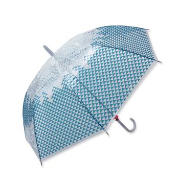 小さな富士山モチーフを並べたうろこ文様は、「足元の悪い日に自分の身を守ってくれる」という魔よけの意味が込められているそうです。何ともユニークなデザインで、ブルーな気分もパッと明るくしてくれそうですね♪