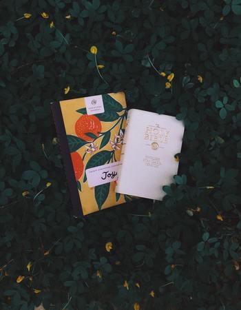 新月への願い事を書くためのノートです。特別なものである必要はありません。お好みのものを用意してください。 特別なノートではないのに、「新月ノート」と決めたものに書くだけで、願い事が叶うと言われています。なんだか、少女時代にもどったようなワクワクした気分になりませんか?