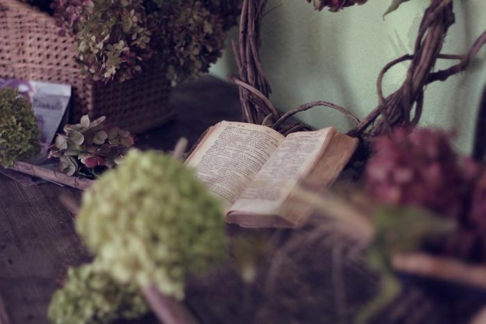 入浴時間で読書するのもおすすめ。蒸気でふやけてしまうことがあるので、新品の本よりも古本を持ち込むのがベストです。なかなか読書する時間を取れない方でも、お風呂の時間ならゆっくり読めますよ。