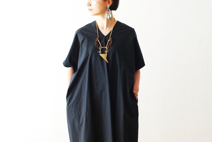 """なりたいイメージは『アクセサリー』で作る!シンプルな服に似合う、とっておきの""""組み合わせ"""""""