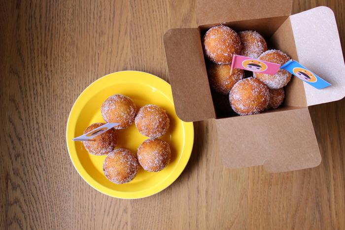 おからを使ったドーナツです。ころんと丸い形がかわいらしいですね。材料にジャガイモを使っているので食べ応えもあるおやつ。お子さんと一緒に作るのも楽しそう!