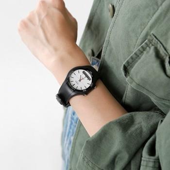 69b0edb876 フェスにも!キャンプにも!アウトドアな日に身に着けたい「腕時計」8選 ...