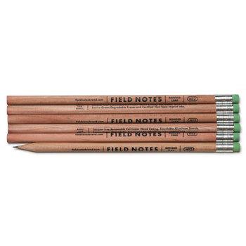 アメリカのシカゴ発のブランド<FIELD NOTES>からは、環境に優しい木製の鉛筆をご紹介。<FIELD NOTES>のメモ帳と合わせて使いたくなる、ナチュラル&シンプルな鉛筆です。